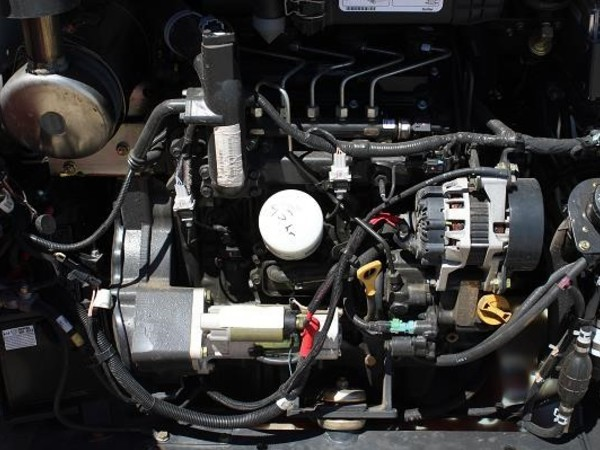 2015 Bobcat S530 Skid Steer