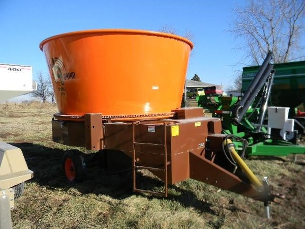 2018 Roto Grind 760 Grinders and Mixer