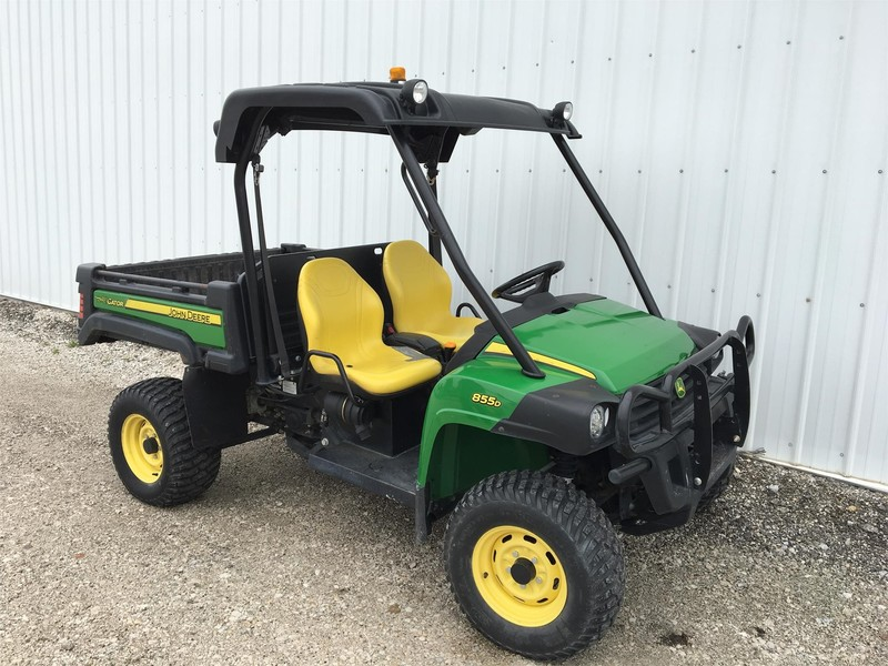 2012 john deere gator xuv 855d atvs and utility vehicle. Black Bedroom Furniture Sets. Home Design Ideas
