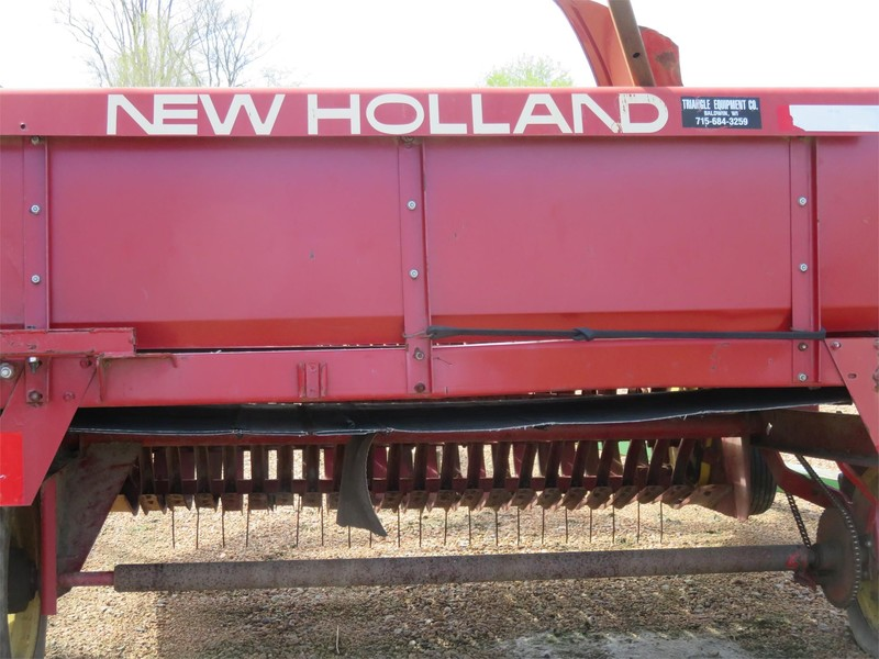 New Holland 144 Inverter