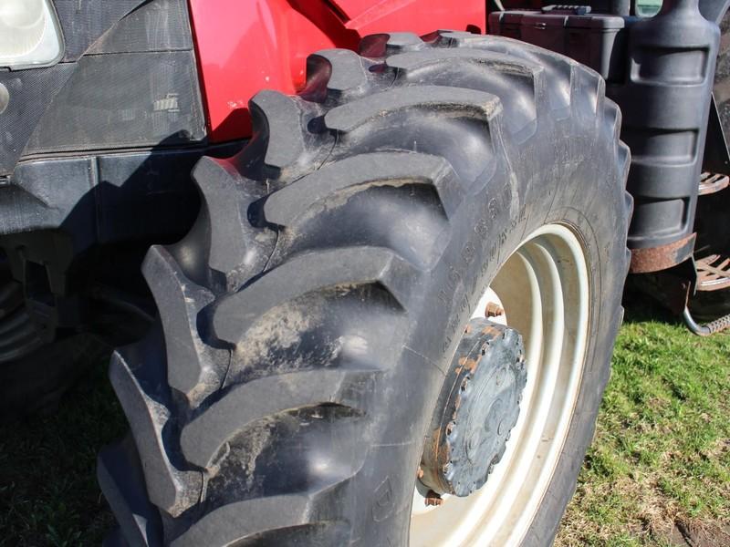 2007 Case IH Puma 165 Tractor