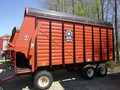1997 Meyer 4516 Forage Wagon