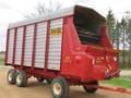 1998 H & S FB7416 Forage Wagon