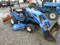 New Holland TZ18 Tractor