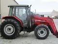 2002 Massey Ferguson 4355 Tractor