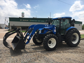 2008 New Holland T6050 Tractor