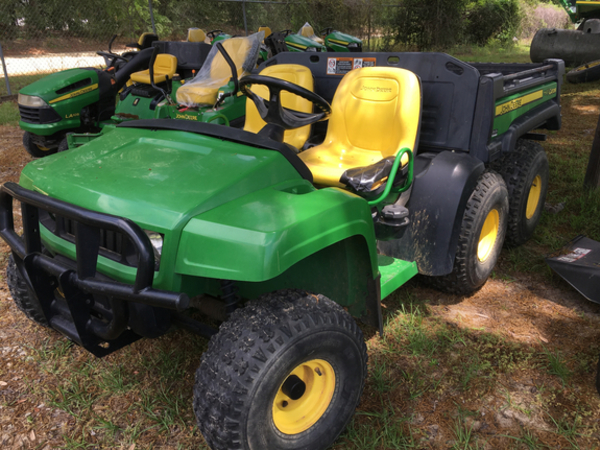 2011 john deere gator 6x4 atvs and utility vehicle. Black Bedroom Furniture Sets. Home Design Ideas