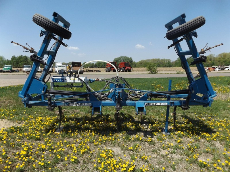 Ag Systems 3000 Toolbar