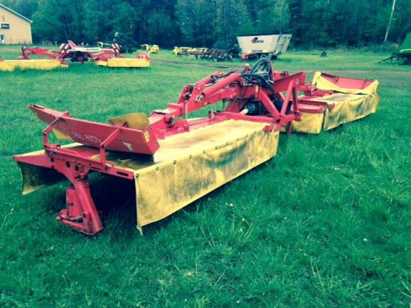 2008 Pottinger Novacat 8600 Mower Conditioner
