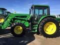2015 John Deere 6115M Tractor