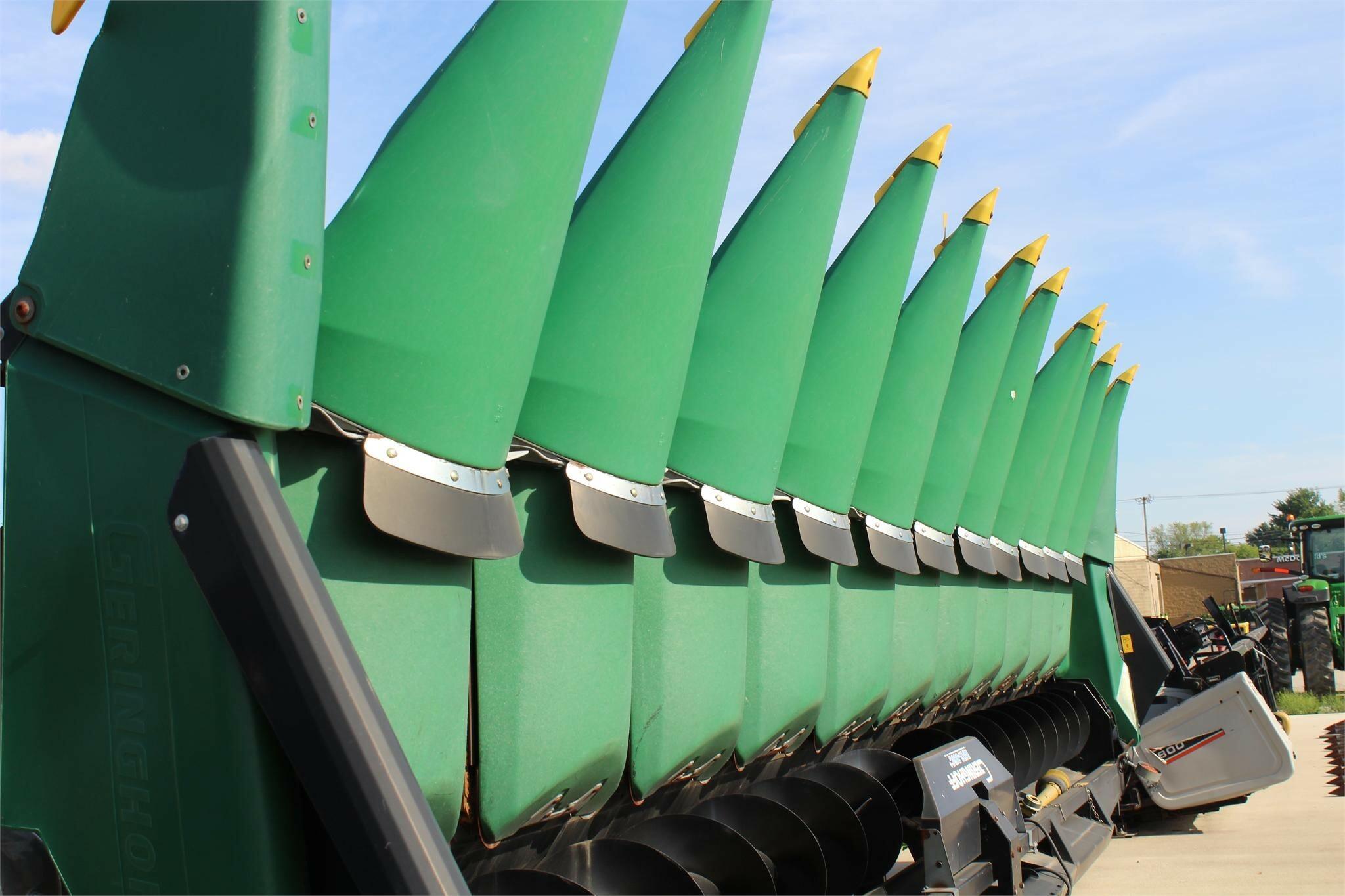 2007 Geringhoff Rota Disc 1230 Corn Head
