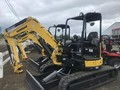2018 Yanmar VIO45-6A Excavators and Mini Excavator