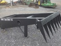2015 Easy Rake SS-8 Loader and Skid Steer Attachment
