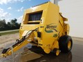 2009 Vermeer 605SM Round Baler