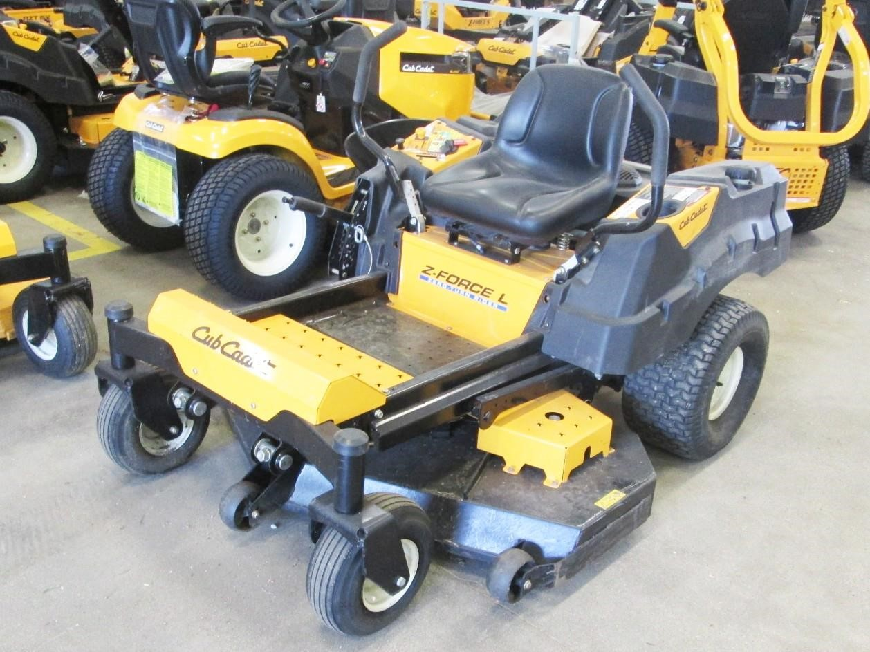 2015 Cub Cadet Z-Force L54 Lawn and Garden