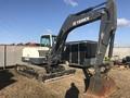 2012 Terex TC125 Excavators and Mini Excavator