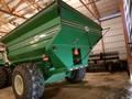 2002 J&M 1075-22 Grain Cart