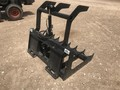 BRUTE Root Grapple Loader and Skid Steer Attachment