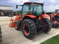 2012 Kubota M110GXDTC Tractor