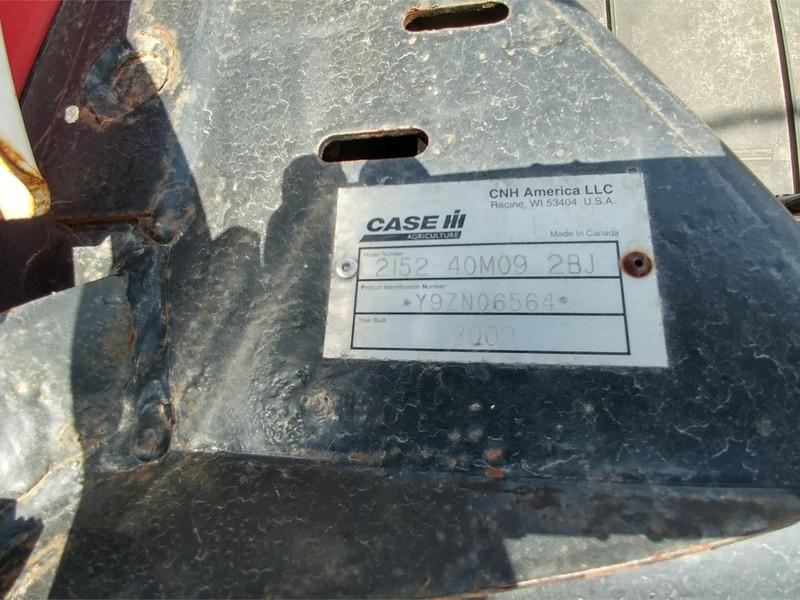 2010 Case IH 2152 Platform