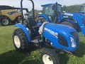 New Holland Boomer 37 Under 40 HP