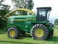 2007 John Deere 7800 Self-Propelled Forage Harvester