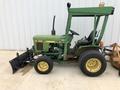 1985 John Deere 650 Tractor