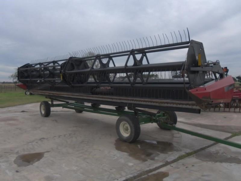 2007 Case IH 2052 Platform