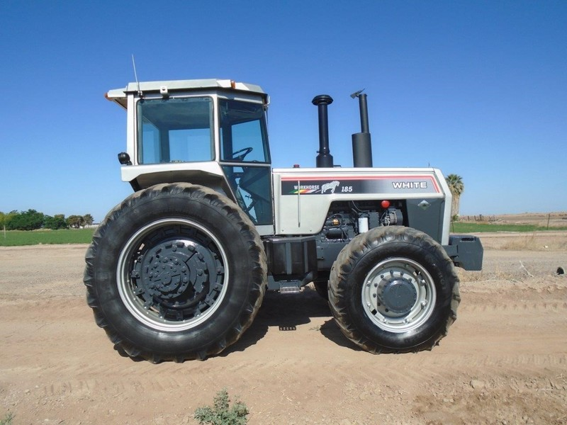 1989 White 185 Tractor