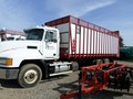 2008 Meyer 8124 Forage Wagon