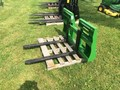 2017 HLA HD2042 Loader and Skid Steer Attachment