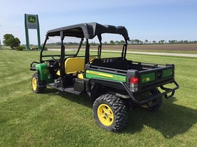 2013 john deere gator xuv 825i s4 atvs and utility vehicle elburn il machinery pete. Black Bedroom Furniture Sets. Home Design Ideas