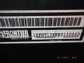 2012 Frontier HT1242 Header Trailer