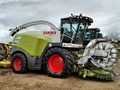 2011 Claas 940 JAGUAR Self-Propelled Forage Harvester