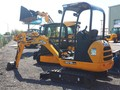 2015 JCB 8018 Excavators and Mini Excavator