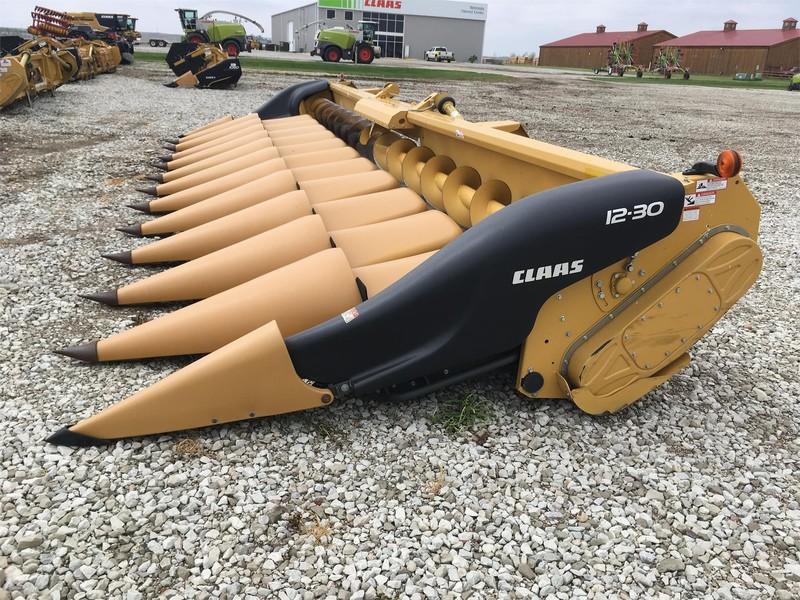 2016 Claas 12-30 Corn Head