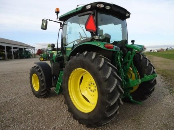 2016 John Deere 6120R Tractor