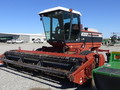 Hesston 8400-H Self-Propelled Windrowers and Swather