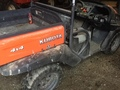2009 Kubota RTV500 ATVs and Utility Vehicle