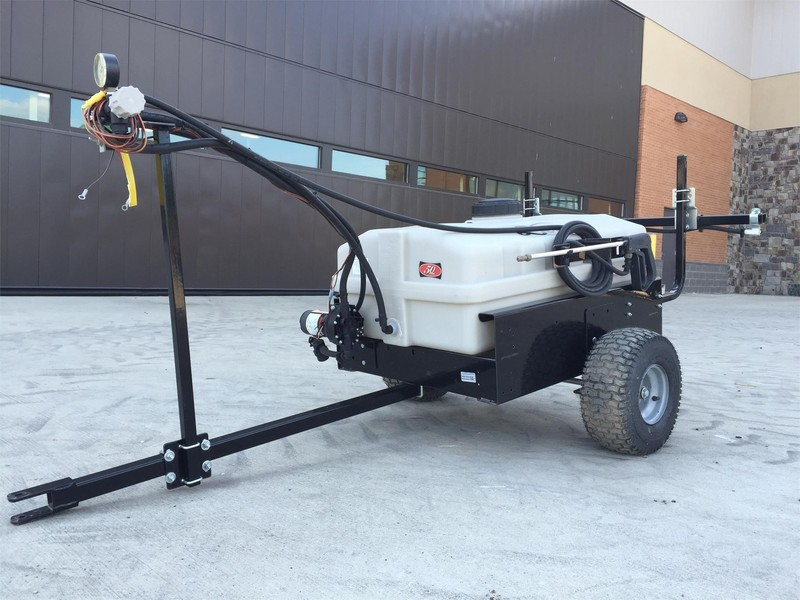 2014 Demco 9464077 Pull-Type Sprayer