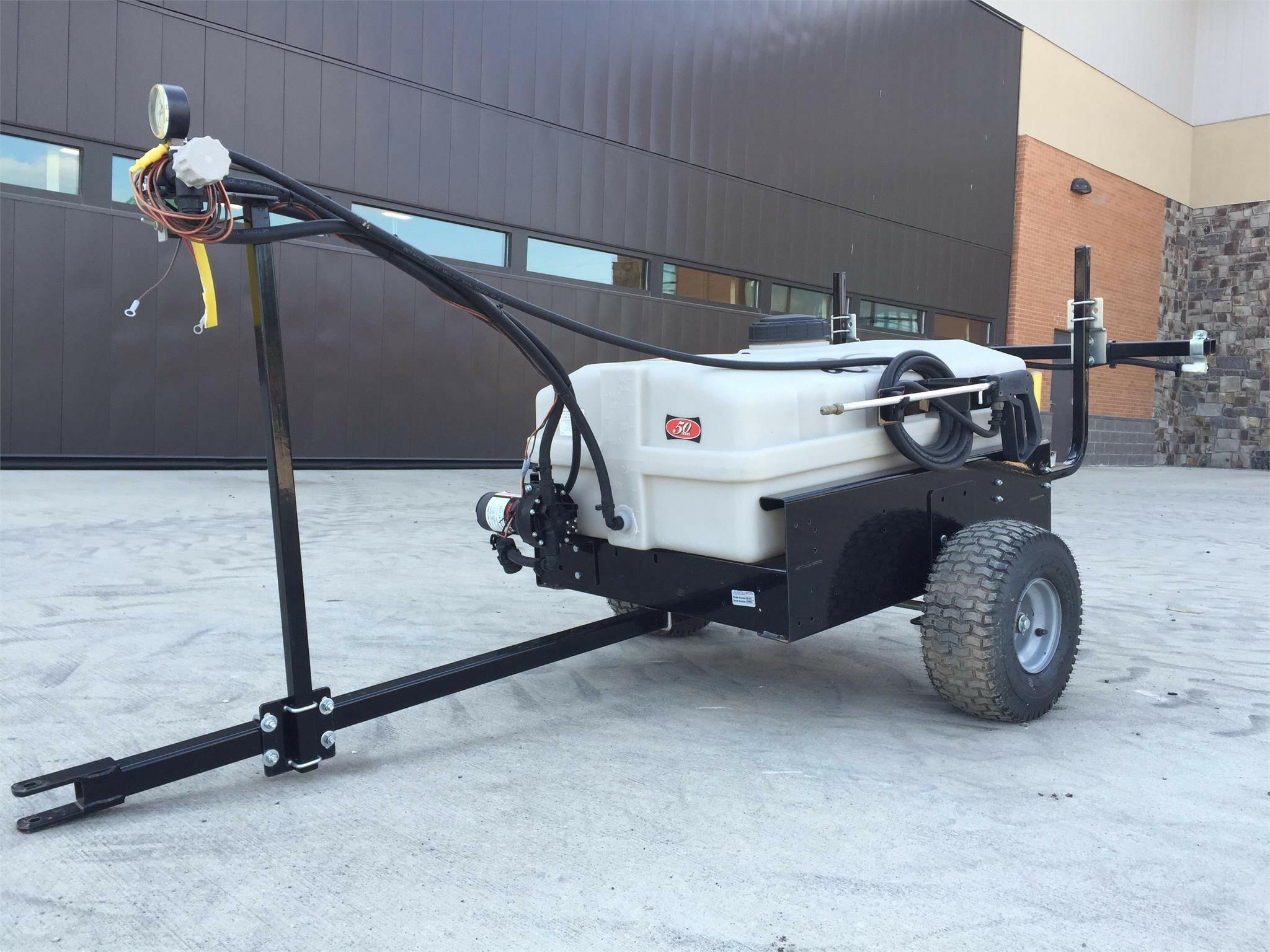 2014 Demco 9464077 Pull-Type Sprayer