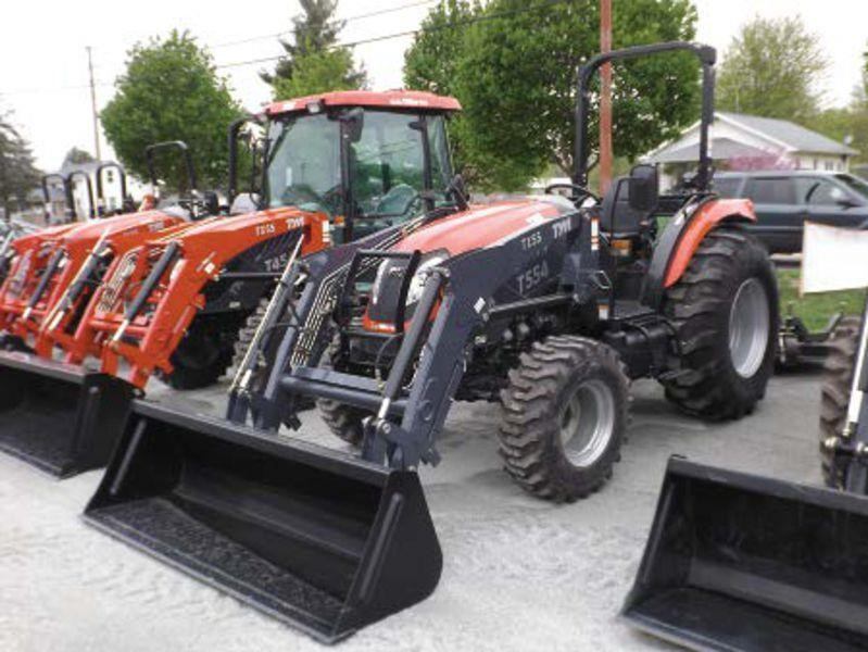 2018 TYM T554 Tractor