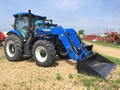 2015 New Holland T6.145 Tractor