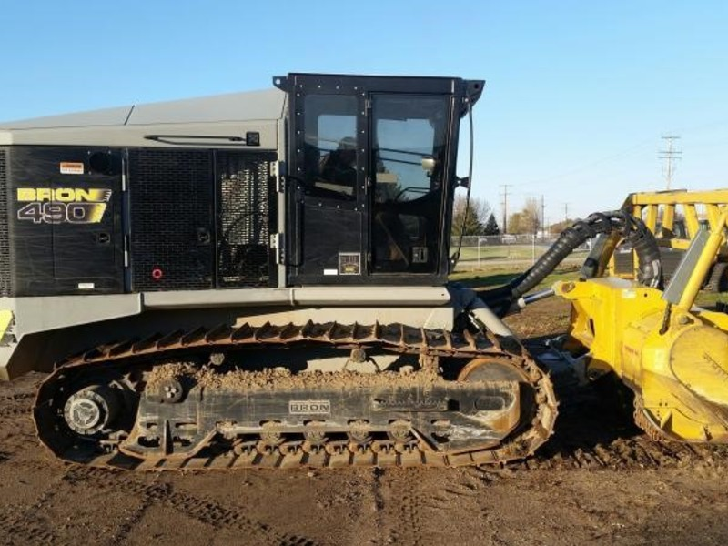 2014 Bron 490 Forestry and Mining