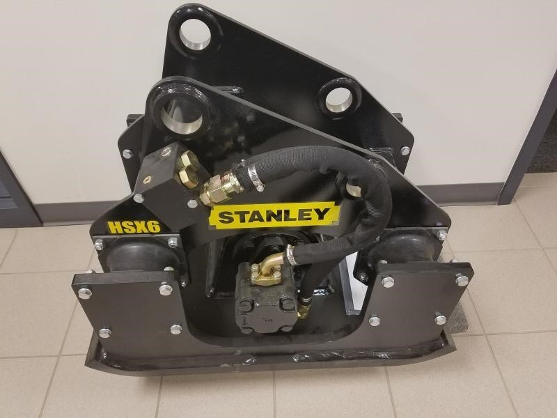 2016 Stanley HSX6 Loader and Skid Steer Attachment