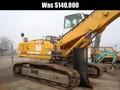 2011 Liebherr R934C Excavators and Mini Excavator