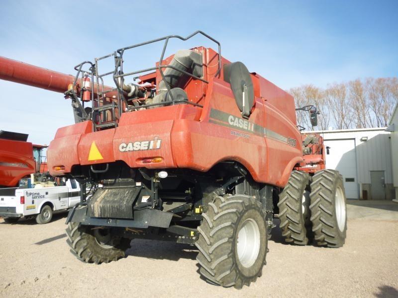 2010 Case IH 9120 Combine
