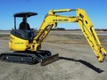 2015 New Holland E35B Excavators and Mini Excavator