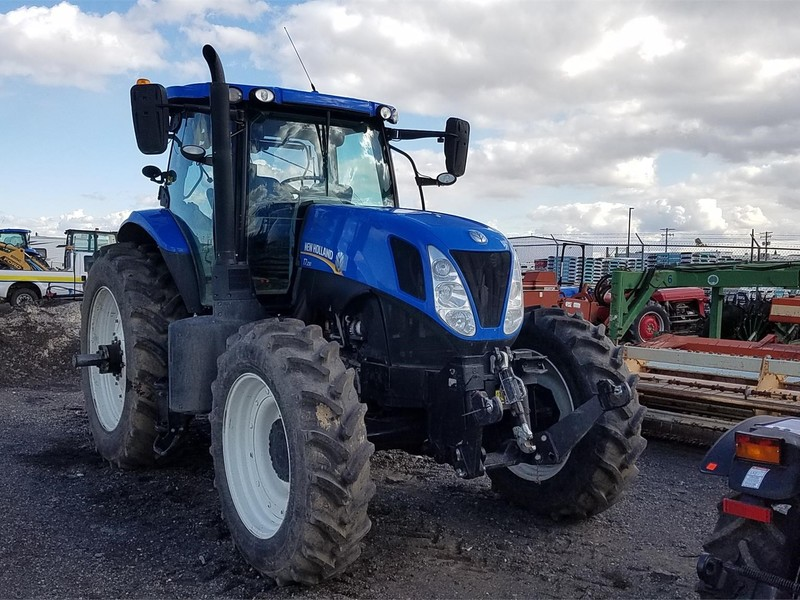 2015 New Holland T7.230 Tractor