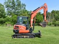 2015 Kubota KX057 Excavators and Mini Excavator